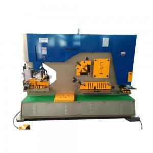 Series Q35Y Hydraulic Ironworker