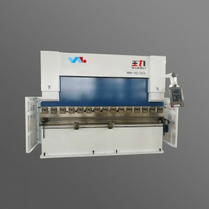 W67Y series Hydraulic Press Brake