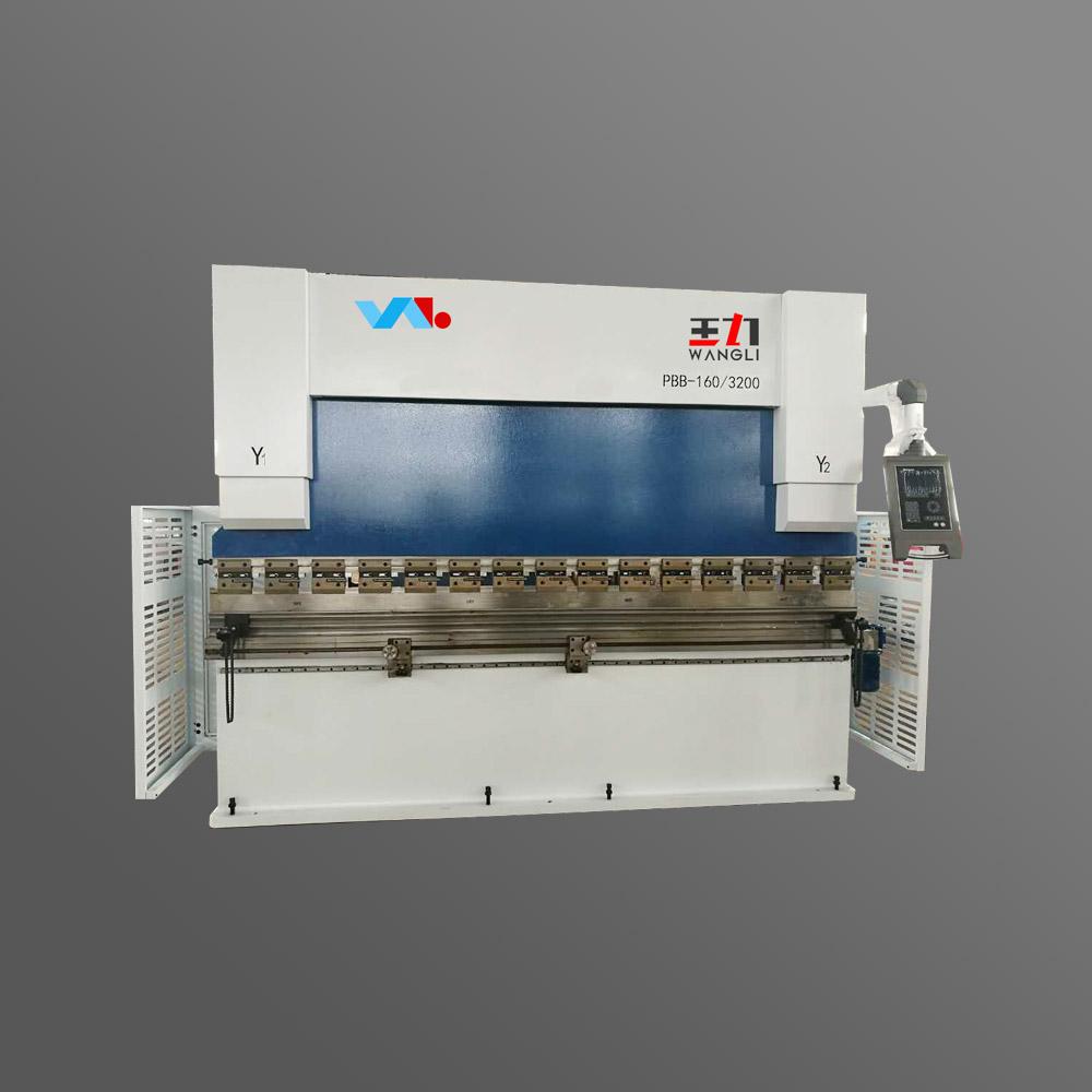 W67Y series Hydraulic Press Brake Featured Image